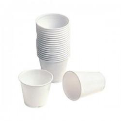 Vaso de plástico 150 cc