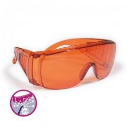 Gafas Polimerización Naranjas
